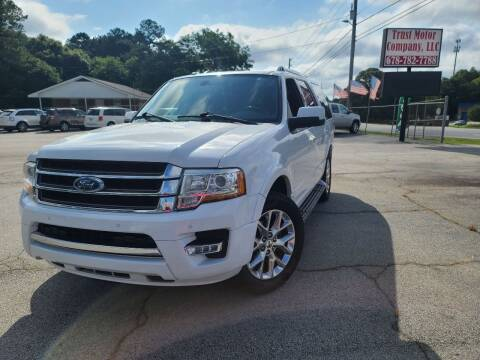 2017 Ford Expedition for sale at Trust Motor Company in Stockbridge GA