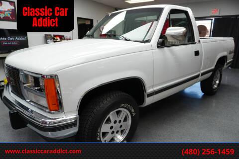 1988 GMC Sierra 1500 for sale at Classic Car Addict in Mesa AZ