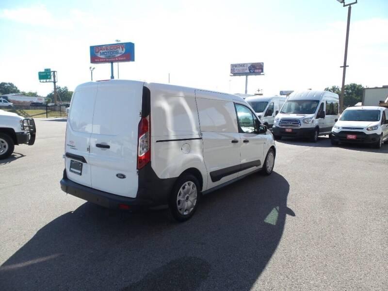 2017 Ford Transit Connect Cargo XL 4dr LWB Cargo Mini-Van w/Rear Cargo Doors - Houston TX