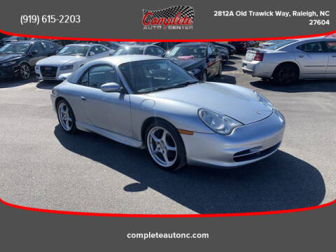 2002 Porsche 911 for sale at Complete Auto Center , Inc in Raleigh NC