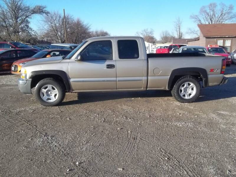 2006 GMC Sierra 1500 for sale at BRETT SPAULDING SALES in Onawa IA