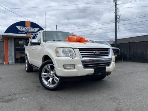 2009 Ford Explorer for sale at OTOCITY in Totowa NJ