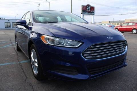 2013 Ford Fusion for sale at B & B Car Co Inc. in Clinton Twp MI
