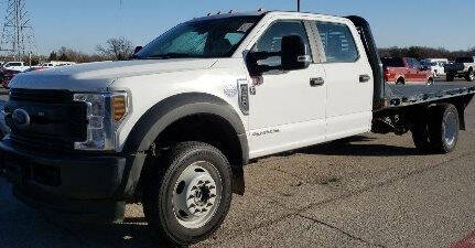 2019 Ford F-550 Super Duty for sale at CENTURY TRUCKS & VANS in Grand Prairie TX