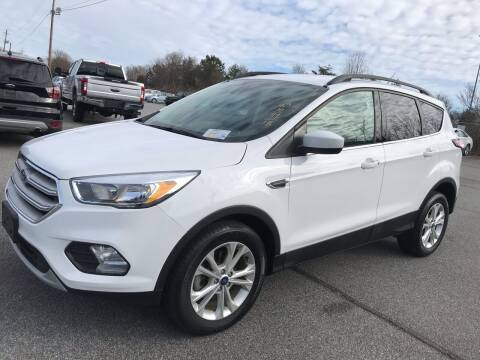 2018 Ford Escape for sale at Scotty's Auto Sales, Inc. in Elkin NC