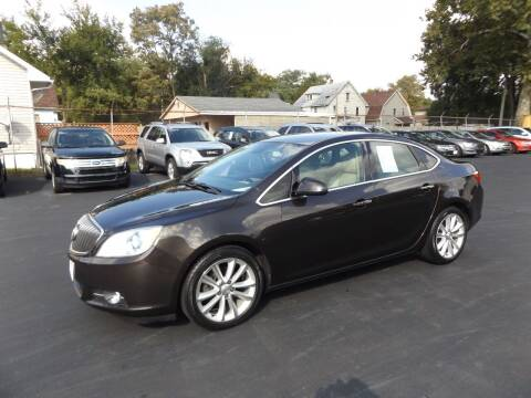2012 Buick Verano for sale at Goodman Auto Sales in Lima OH