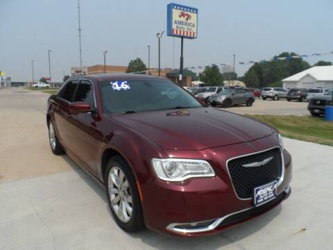 2016 Chrysler 300 for sale at America Auto Inc in South Sioux City NE