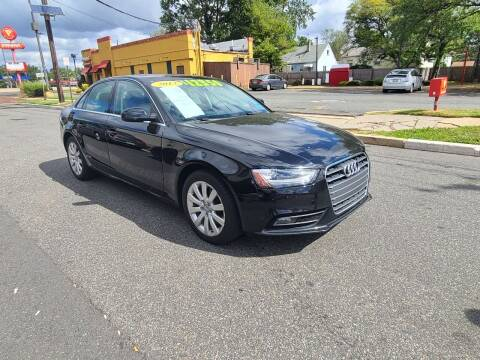 2013 Audi A4 for sale at Costas Auto Gallery in Rahway NJ