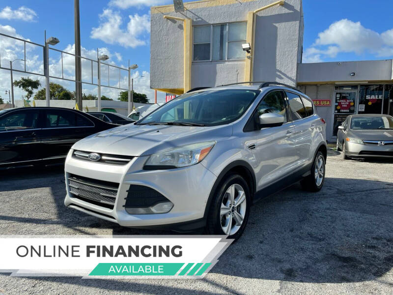 2014 Ford Escape for sale at Global Auto Sales USA in Miami FL