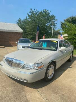 2006 Lincoln Town Car for sale at Top Auto Sales in Petersburg VA