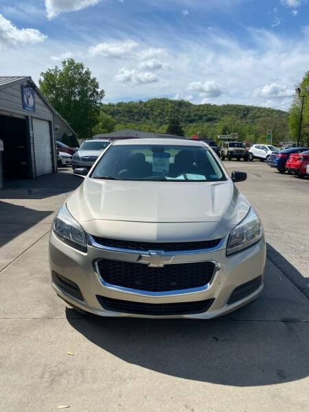 2015 Chevrolet Malibu for sale at A - K Motors Inc. in Vandergrift PA