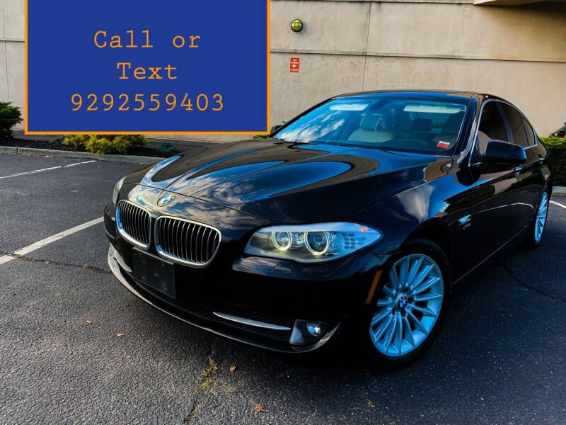 2011 BMW 5 Series for sale at Ultimate Motors in Port Monmouth NJ