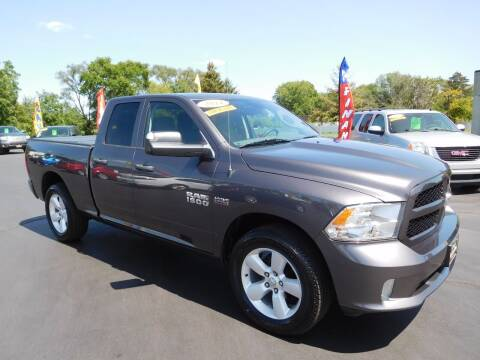 2014 RAM Ram Pickup 1500 for sale at North State Motors in Belvidere IL