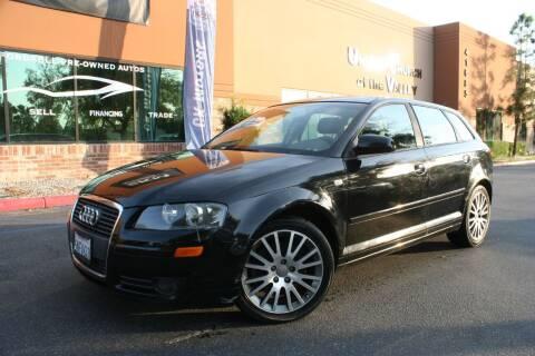 2006 Audi A3 for sale at CK Motors in Murrieta CA
