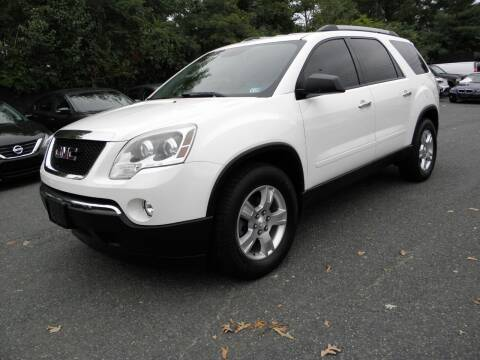 2011 GMC Acadia for sale at Dream Auto Group in Dumfries VA