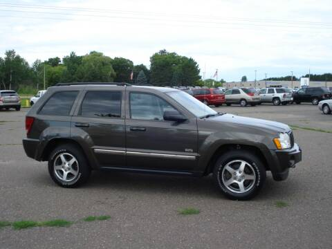2006 Jeep Grand Cherokee for sale at North Star Auto Mall in Isanti MN