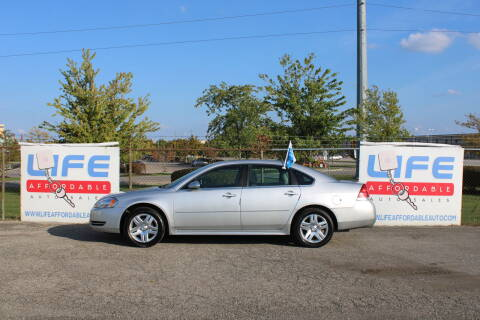2014 Chevrolet Impala Limited for sale at LIFE AFFORDABLE AUTO SALES in Columbus OH