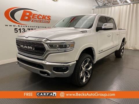 2020 RAM Ram Pickup 1500 for sale at Becks Auto Group in Mason OH