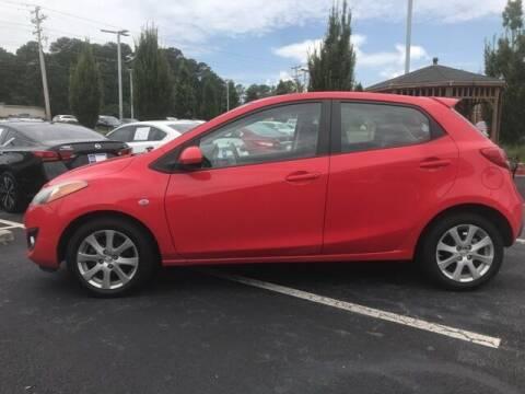 2012 Mazda MAZDA2 for sale at Southern Auto Solutions - Lou Sobh Honda in Marietta GA