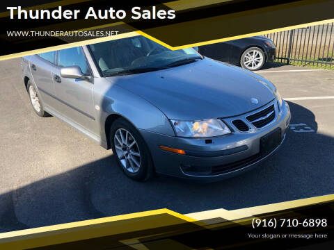 2003 Saab 9-3 for sale at Thunder Auto Sales in Sacramento CA