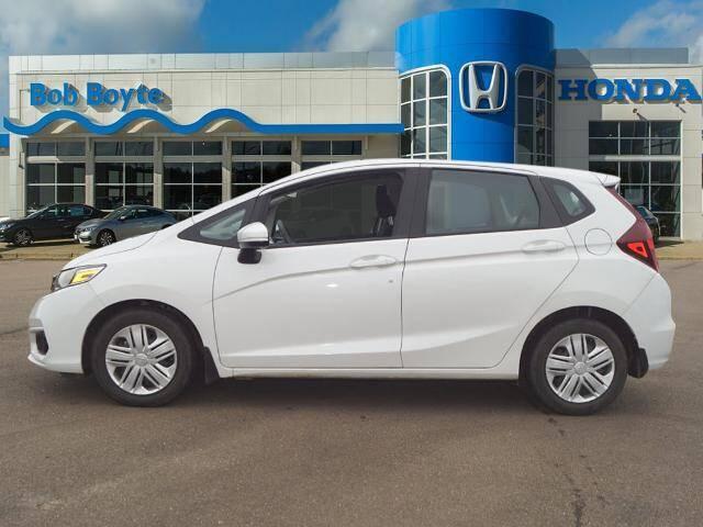 2019 Honda Fit for sale at BOB BOYTE HONDA in Brandon MS