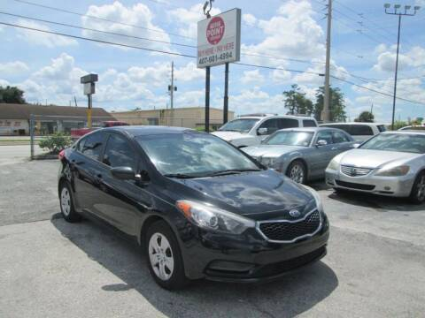 2014 Kia Forte for sale at Motor Point Auto Sales in Orlando FL