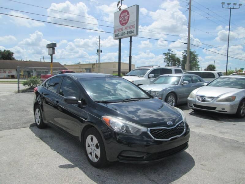 2014 Kia Forte for sale at Motor Point Auto Sales in Orlando FL