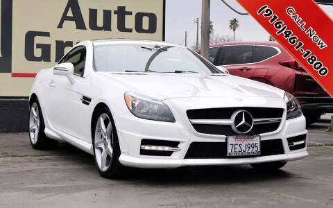 2014 Mercedes-Benz SLK for sale at H1 Auto Group in Sacramento CA
