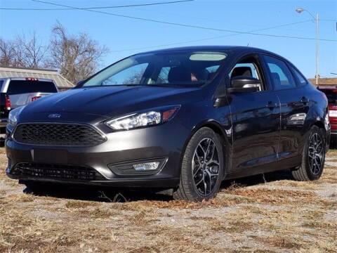 2018 Ford Focus for sale at Bryans Car Corner in Chickasha OK