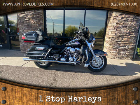 2007 Harley-Davidson Ultra Classic  for sale at 1 Stop Harleys in Peoria AZ