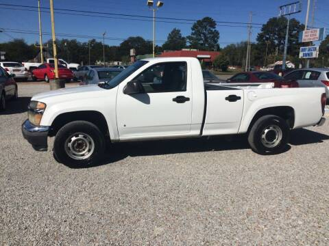 2007 Chevrolet Colorado for sale at Space & Rocket Auto Sales in Hazel Green AL