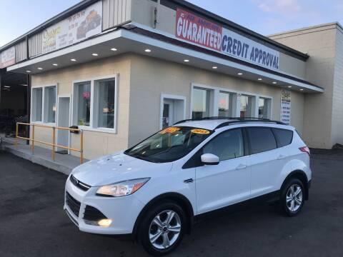 2013 Ford Escape for sale at Suarez Auto Sales in Port Huron MI