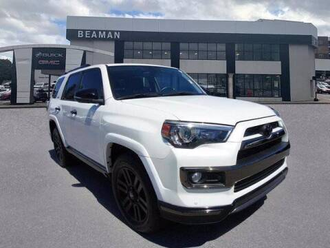2019 Toyota 4Runner for sale at BEAMAN TOYOTA - Beaman Buick GMC in Nashville TN