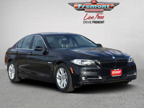 2015 BMW 5 Series for sale at Rocky Mountain Commercial Trucks in Casper WY
