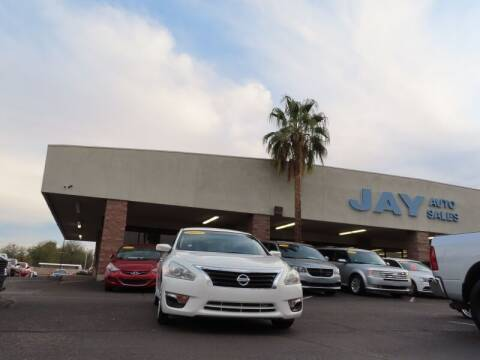 2015 Nissan Altima for sale at Jay Auto Sales in Tucson AZ