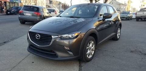 2016 Mazda CX-3 for sale at Motor City in Roxbury MA