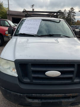 2006 Ford F-150 for sale at Continental Auto Sales in White Bear Lake MN
