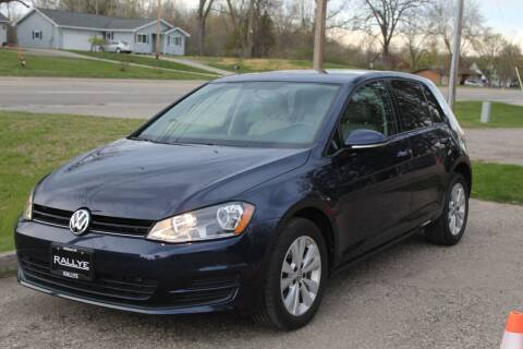 2015 Volkswagen Golf for sale at Rallye Import Automotive Inc. in Midland MI