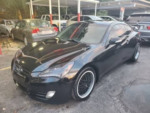 2010 Hyundai Genesis Coupe for sale at America Auto Wholesale Inc in Miami FL