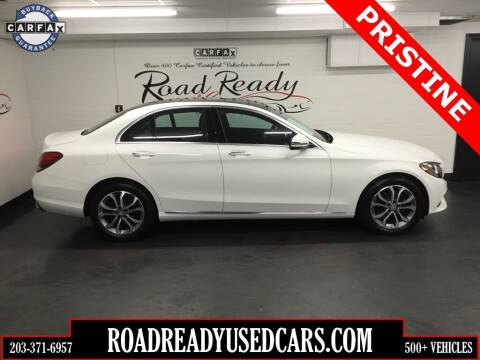 2016 Mercedes-Benz C-Class for sale at Road Ready Used Cars in Ansonia CT