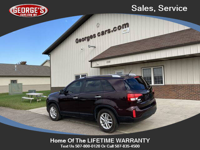 2014 Kia Sorento for sale at GEORGE'S CARS.COM INC in Waseca MN