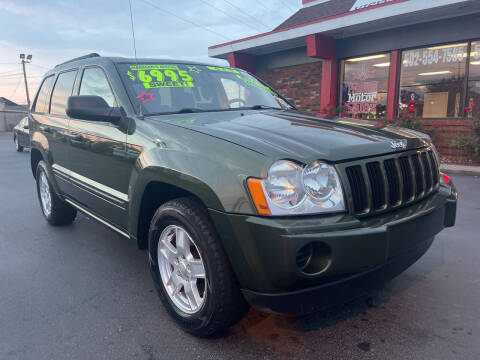2007 Jeep Grand Cherokee for sale at Premium Motors in Louisville KY