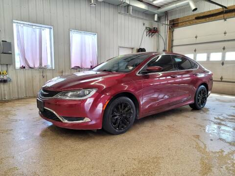 2015 Chrysler 200 for sale at Sand's Auto Sales in Cambridge MN