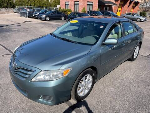 2011 Toyota Camry for sale at KINGSTON AUTO SALES in Wakefield RI