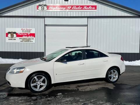 2007 Pontiac G6 for sale at Highway 9 Auto Sales - Visit us at usnine.com in Ponca NE