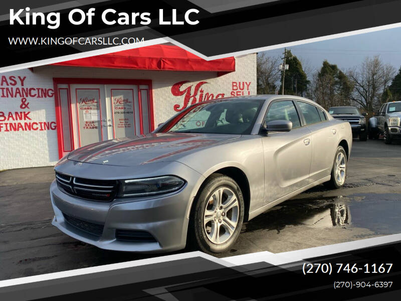 2015 Dodge Charger for sale at King of Cars LLC in Bowling Green KY
