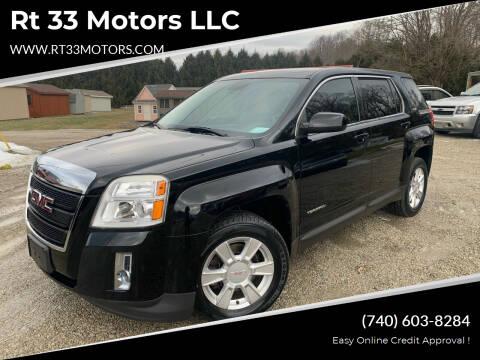 2013 GMC Terrain for sale at Rt 33 Motors LLC in Rockbridge OH