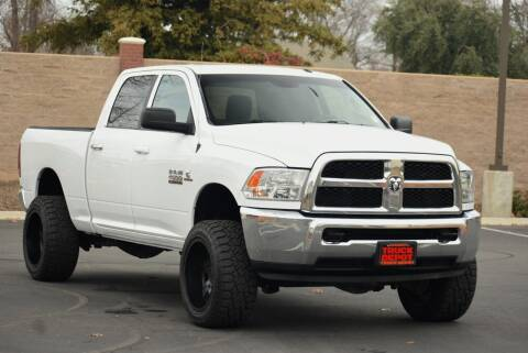 2018 RAM Ram Pickup 2500 for sale at Sac Truck Depot in Sacramento CA
