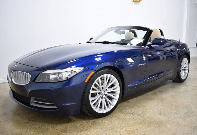 2010 BMW Z4 for sale at Thoroughbred Motors in Wellington FL