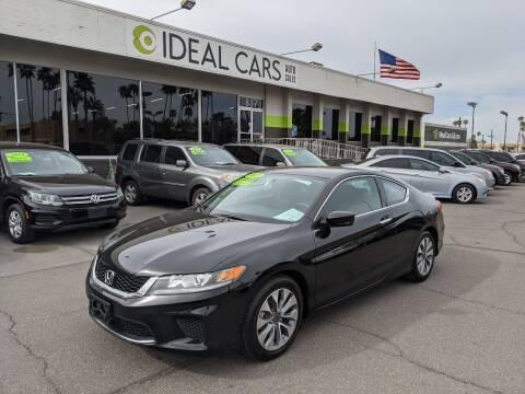 2015 Honda Accord for sale at Ideal Cars East Mesa in Mesa AZ